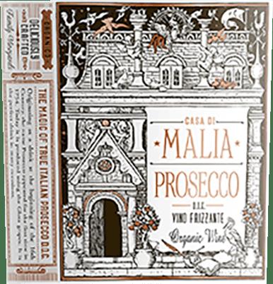 Casa di Malia Prosecco Frizzante DOC - CVCB von Casa Vinicola Carlo Botter