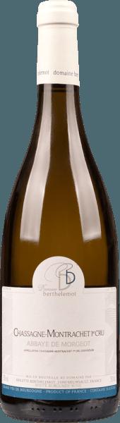 Chassagne Montrachet 1e Cru Morgeot Blanc 2016 - Berthelemot