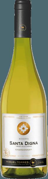 Santa Digna Chardonnay Reserva 2019 - Miguel Torres Chile von Miguel Torres Chile