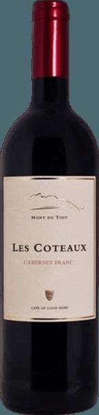 Les Côteaux Cabernet Franc Paarl WO 2014 - Mont du Toit