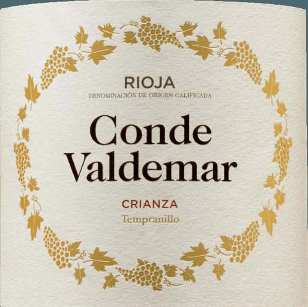 Conde Valdemar Crianza Rioja DOCa 1,5 l Magnum in OHK 2016 - Bodegas Valdemar von Bodegas Valdemar