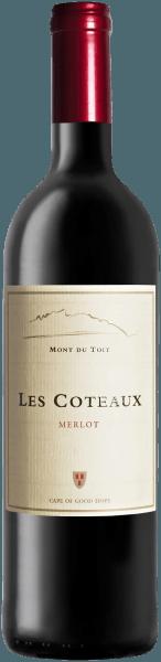 Les Côteaux Merlot Paarl WO 2015 - Mont du Toit