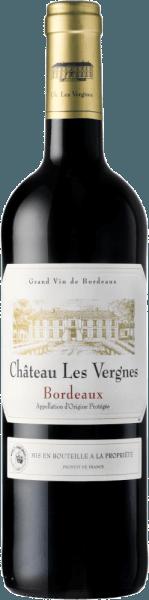 Bordeaux Rouge AOC 2018 - Château Les Vergnes