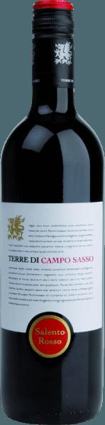 Salento Rosso IGT 2018 - Terre di Campo Sasso