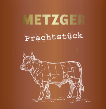 Prachtstück Rosé KuhbA trocken 2020 - Weingut Metzger von Weingut Metzger