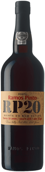 Tawny 20 Years Old Quinta Do Bom Retiro - Ramos Pinto