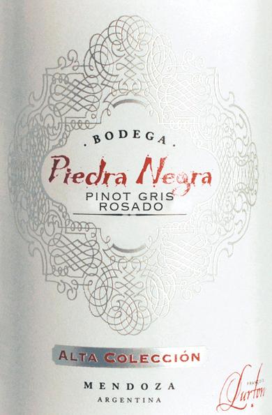 Alta Colleción Rosado 2019 - Bodega Piedra Negra von Bodega Piedra Negra