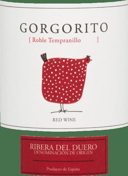 Gorgorito Tempranillo Roble DO 2016 - Bodegas Copaboca von Bodegas Copaboca