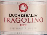 Vorschau: Fragolino Rosé - Duchessa Lia