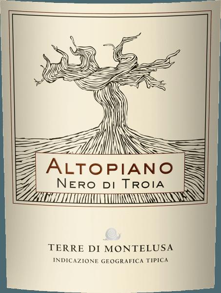 Altopiano Nero di Troia Puglia IGT 2019 - Terre di Montelusa von Terre di Montelusa