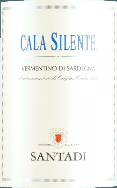 Der Cala Silente Vermentino aus der Feder von Cantina di Santadi von Sardinien offenbart im Weinglas eine leuchtende, hellgelbe Farbe. Das Bouquet dieses Weißweins von Sardinien überzeugt mit Anklängen von Mango, Physalis, Guave und Sternfrucht. Spüren wir der Aromatik weiter nach, kommen Kakaobohne, mediterrane Kräuter und Wacholder hinzu. Dieser trockene Weißwein von Cantina di Santadi ist genau das Richtige für Weintrinker, die am liebsten 0,0 Gramm Zucker in ihrem Wein hätten. Ausgeglichenen und komplex präsentiert sich dieser knackig Weißwein am Gaumen. Das Finale dieses reifungsfähigen Weißweins aus der Weinbauregion Sardinien besticht schließlich mit beachtlichem Nachhall. Vinifikation des Cala Silente Vermentino von Cantina di Santadi Dieser balancierte Weißwein aus Italien wird aus der Rebsorte Vermentino gekeltert. Nach der Handlese gelangen die Weintrauben umgehend ins Presshaus. Hier werden Sie sortiert und behutsam gemahlen. Anschließend erfolgt die Gärung im Edelstahltank bei kontrollierten Temperaturen. Nach ihrem Ende kann sich der Cala Silente Vermentino für einige Monate auf der Feinhefe weiter harmonisieren.. Speiseempfehlung zum Cantina di Santadi Cala Silente Vermentino Trinken Sie diesen Weißwein aus Italien am besten gut gekühlt bei 8 - 10°C als begleitenden Wein zu Omelett mit Lachs und Fenchel, Wok-Gemüse mit Fisch oder Spaghetti mit Joghurt-Minz-Pesto.