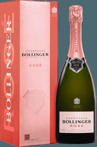 Champagner Rosé Brut in GP - Bollinger
