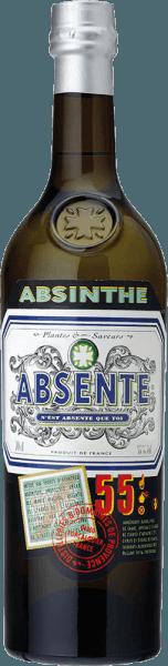 Dieser Absinth gilt als Traditionsmarke und genießt als berühmtester aller Absinth-Liköre internationalen Kultstatus. Fast 70 Jahre war diese Spirituose in ihrer französischen Heimat verboten bevor diese wiederentdeckt wurde. Der Absente von Distilleries et Domaines de Provence besticht durch einen frischen und milden Geschmack nach Pfefferminz und Anis. Mit dem für Liköre zulässigen Höchstwert von bis zu 10mg/l Thujon belebt dieser Absinth den Geist und Sinne. Servierempfehlung für denDistilleries et Domaines de Provence Absente Dieser Absinth ist ein echter Genuss mit Wasser auf Eis oder in ansprechenden Cocktails.