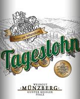 Preview: Tageslohn Riesling trocken 2018 - Weingut Münzberg