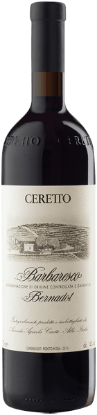 Barbaresco Bernadot DOCG 2013 - Ceretto