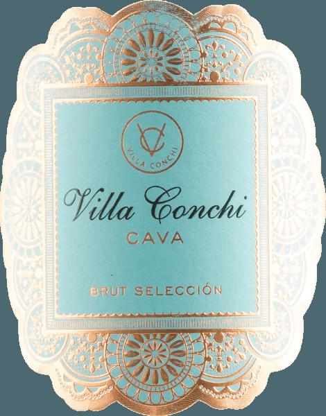 Der Seleccion Cava Brut von Villa Conchi - jetzt erhältlich in der halben Flasche! Weiter Informationen zu Geschmack und Vinifikation finden Sie in der Beschreibung der 0,75-l-Flasche.