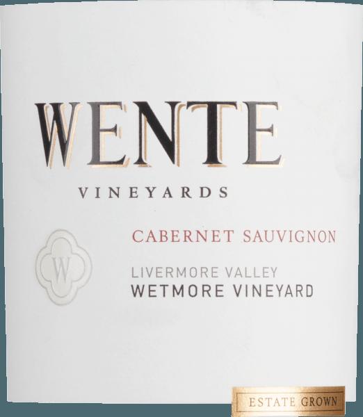 Wetmore Vineyard Cabernet Sauvignon 3,0 l Jeroboam 2016 - Wente Vineyards von Wente Vineyards