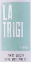 Vorschau: Pinot Grigio Terre Siciliane IGT 1,5 l Magnum 2020 - La Trigi