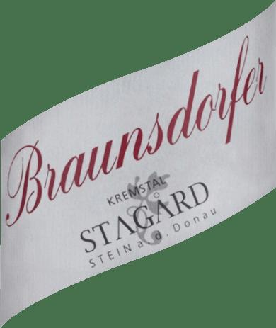 Steiner Braunsdorfer Riesling 2018 - Lesehof Stagard von Lesehof Stagård