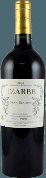 Izarbe Gran Reserva Rioja DOCa 2006 - Familia Chávarri