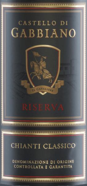 Chianti Classico Riserva DOCG 2016 - Castello di Gabbiano von Castello di Gabbiano