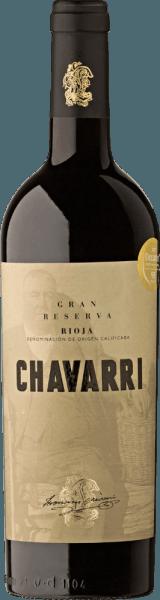 Chavarri Gran Reserva Rioja DOCa 2000 - Familia Chávarri