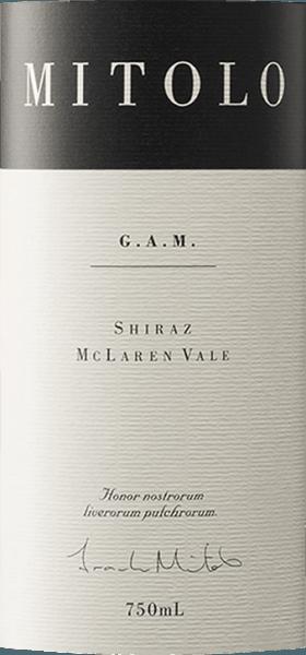 G.A.M. Shiraz McLaren Vale 2017 - Mitolo Wines von Mitolo