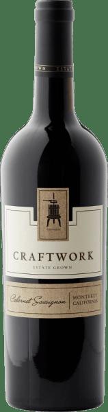 Craftwork Cabernet Sauvignon 2017 - Scheid Vineyards