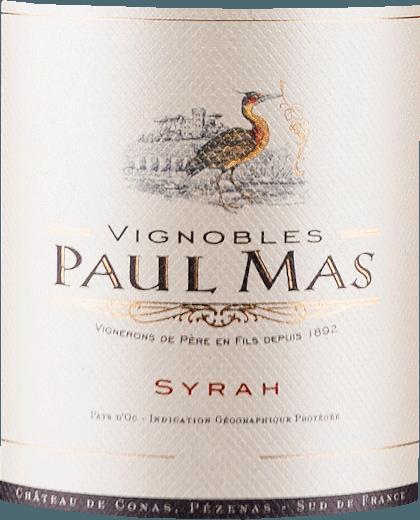 Classique Syrah 2018 - Domaine Paul Mas von Domaine Paul Mas