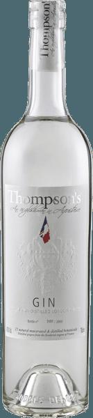 Thompson's bordelais grape Gin - Thompson's