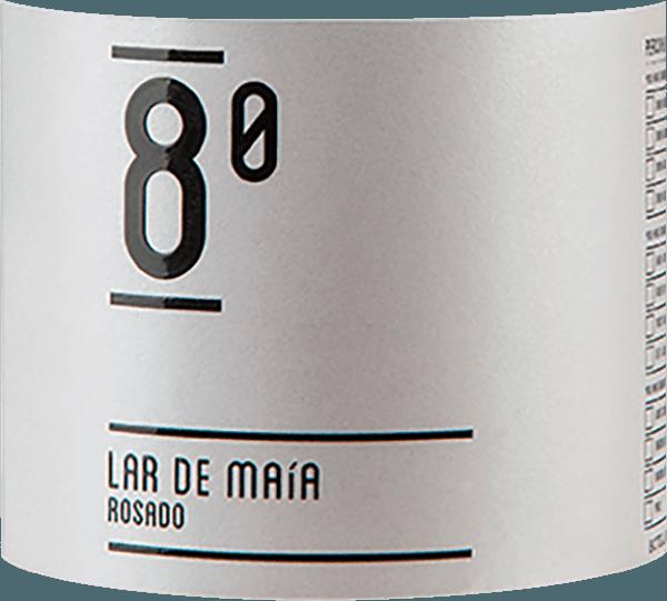 8° Rosado 2019 - Lar de Maía von Lar de Maía