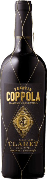 Diamond Collection Black Label Claret - Francis Ford Coppola Winery