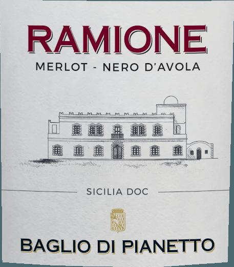 Ramione Sicilia IGT 2016 - Baglio di Pianetto von Baglio di Pianetto