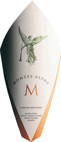 Montes Alpha M 2017 - Montes von Montes Chile