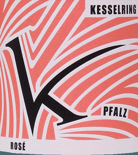 4er Paket Rosé & 2 Stölzle Quatrophil Gläser - Lukas Kesselring von Weingut Lukas Kesselring