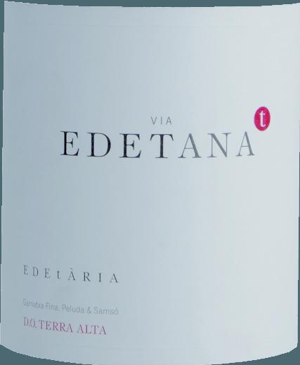 Via Edetana Tinto 2017 - Edetaria von Edetaria