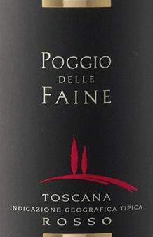 Der Rosso Toscana von Poggio delle Faine zeigt sich im Glas in einem tiefen Granatrot und offenbart sein konzentriertes Bouquet. Dieses enthält die Aromen von dunklen Beerenfrüchten und Kirschen, sowie die würzigen Komponenten von vanilligem Holz. Am Gaumen ist diese Cuvée aus Sangiovese und Cabernet Sauvignon mit warmer und schmeichelnder Frucht und feinen Nuancen von Kaffee und Schokolade präsent. Dieser Rotwein aus der Toskana verfügt über einen langen Nachhall, Konzentration und viel Potenzial. Speiseempfehlung für den Poggio delle Faine Rosso Genießen Sie diesen trockenen Rotwein zu Pasta mit Tomatensaucen, kräftigen Fleischgerichten von Schwein, Rind, Lamm oder Wild oder zu gegrillten Gerichten. Auszeichnungen für den Toscana Rosso von Poggio delle Faine Mundus Vini: Gold für 2011 Berliner Winetrophy: Gold für 2011