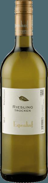 Riesling trocken 1,0 l 2018 - Weingut Espenhof