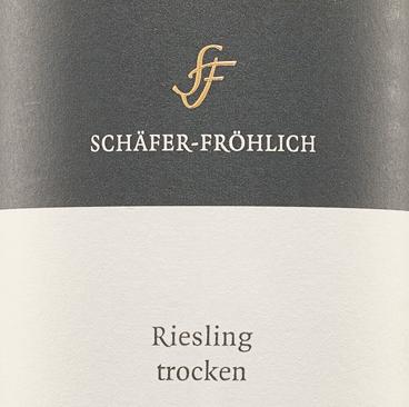 Riesling trocken 2018 - Schäfer-Fröhlich von Schäfer-Fröhlich