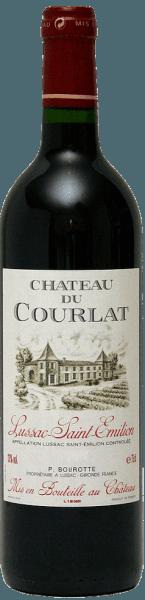 Château du Courlat Lussac Saint-Èmilion AOC 2014 - Jean-Baptiste Audy