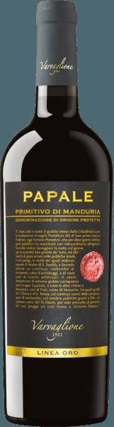 Papale Linea Oro Primitivo di Manduria DOP 2017 - Varvaglione