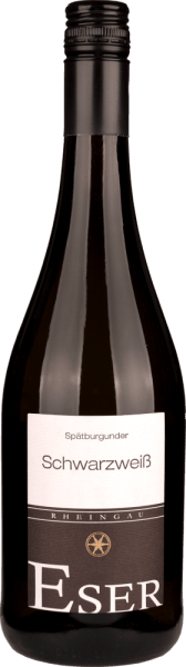 Schwarzweiß Spätburgunder Blanc de Noir trocken 2018 - Weingut Eser