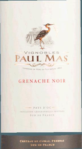 Classique Grenache Noir IGP 2018 - Domaine Paul Mas von Domaine Paul Mas
