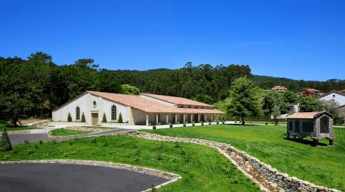 Das spanische Weingut Lagar de Cervera in Rias Baixas