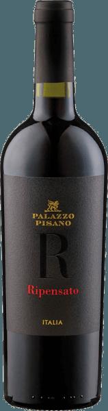 DerRipensato R IGT von Palazzo Pisano erscheint im Glas in einem intensiven Kirschrot und entfaltet würzige Aromen von Trockenfrüchten und dunklen Beeren. Am Gaumen sind die feinen Tannine wahrzunehmen, die diesem Rotwein aus Italien zu seiner Reichhaltigkeit und Samtigkeit verhelfen. Speiseempfehlung für denRipensato R IGT von Palazzo Pisano Genießen Sie diesen trockenen Rotwein zu kräftigen Gerichten von Schwein und Rind, Braten in dunklen Soßen, gegrilltem Fleisch sowie Lamm und Wild. Auszeichnungen für denRipensato R IGT von Palazzo Pisano Berliner Winetrophy: Gold (Jahrgänge 2008, 2010, 2013)