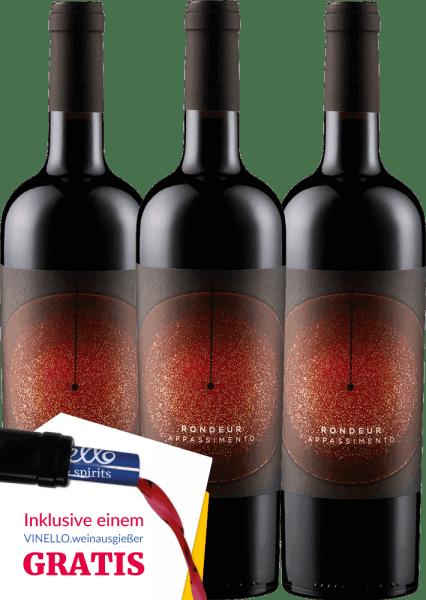 3er Vorteils-Weinpaket - Rondeur Appassimento 2019 - La Grange von Domaine La Grange