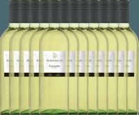12-pack - White Mulled Wine Herrenhaus Feuerzauber 1,0 l - Lergenmüller