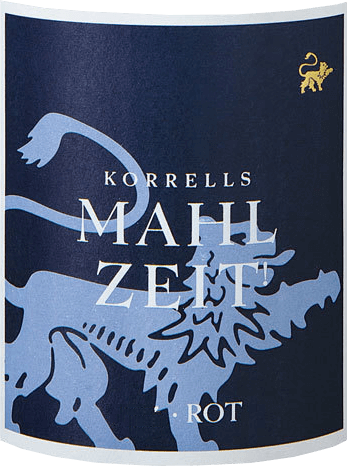 Mahlzeit Rot 2019 - Weingut Korrell von Weingut Korrell Johanneshof