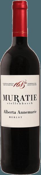 Alberta Annemarie Merlot 2016 - Muratie Estate