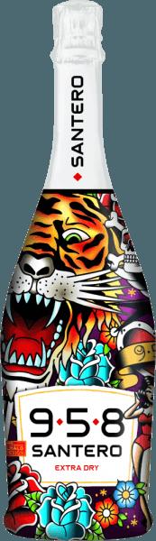958 Malo Design Spumante Extra Dry - Santero